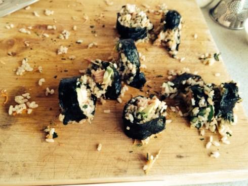failed sushi