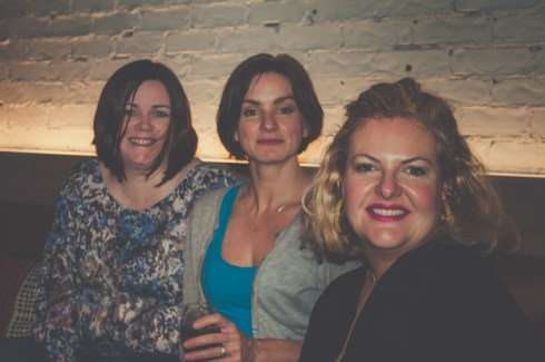There were many awesome women, but these women?  They are my tribe.