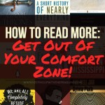 How To Read More Outside Your Comfort Zone