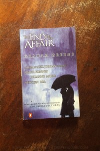 The End Of The Affair - Graham Greene - Book Laid on Wooden Table - Keeping Up With The Penguins