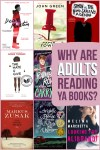 Why Are Adults Reading YA Books?