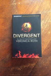 Divergent - Veronica Roth - Book Laid on Wooden Table - Keeping Up With The Penguins