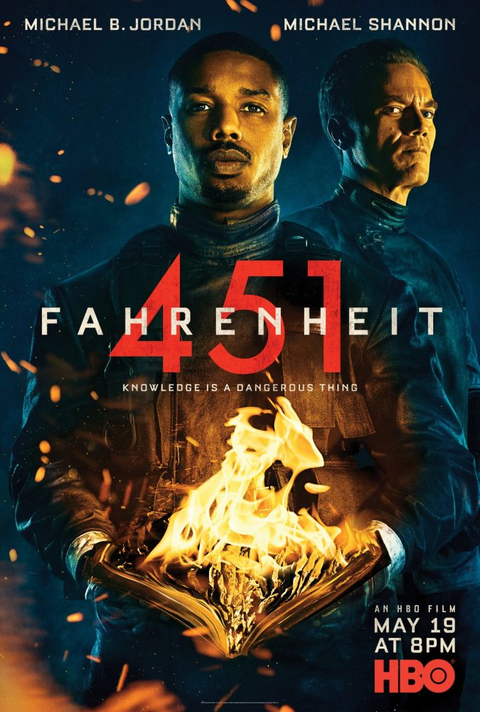 Fahrenheit 451 2018 Movie Poster - Keeping Up With The Penguins