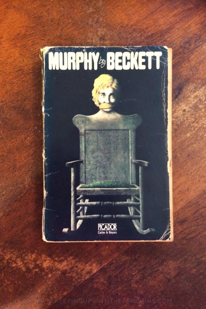 Murphy - Samuel Beckett - Book Laid on Wooden Table - Keeping Up With The Penguins