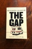 The Gap - Benjamin Gilmour - Book Laid on Wooden Table - Keeping Up With The Penguins