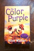 The Color Purple - Alice Walker - Book Laid on Wooden Table - Keeping Up With The Penguins