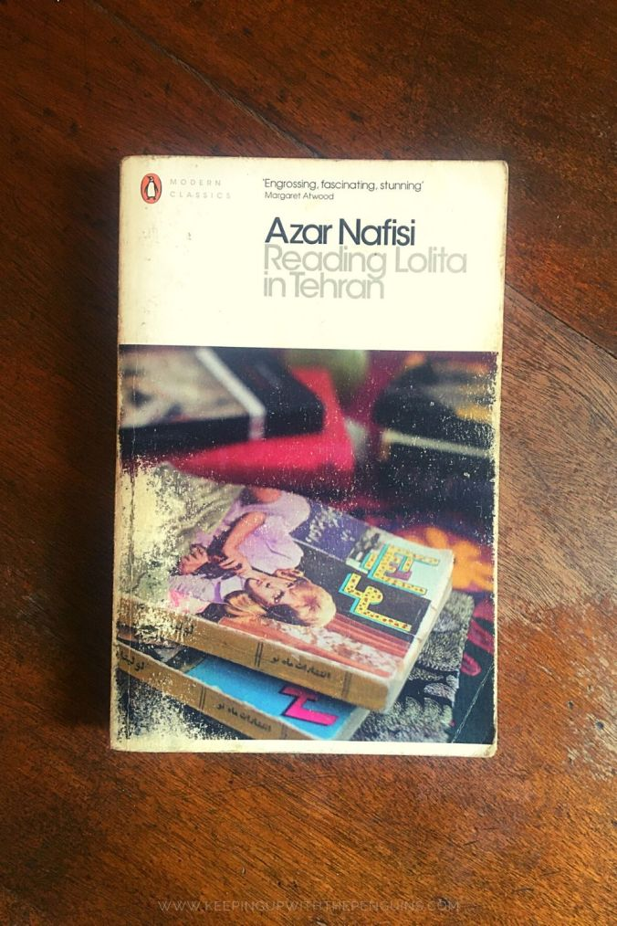Reading Lolita In Tehran - Azar Nafisi - Keeping Up With The Penguins
