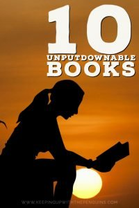 10 Unputdownable Books - Keeping Up With The Penguins