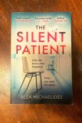 The Silent Patient - Alex Michaelides - Keeping Up With The Penguins