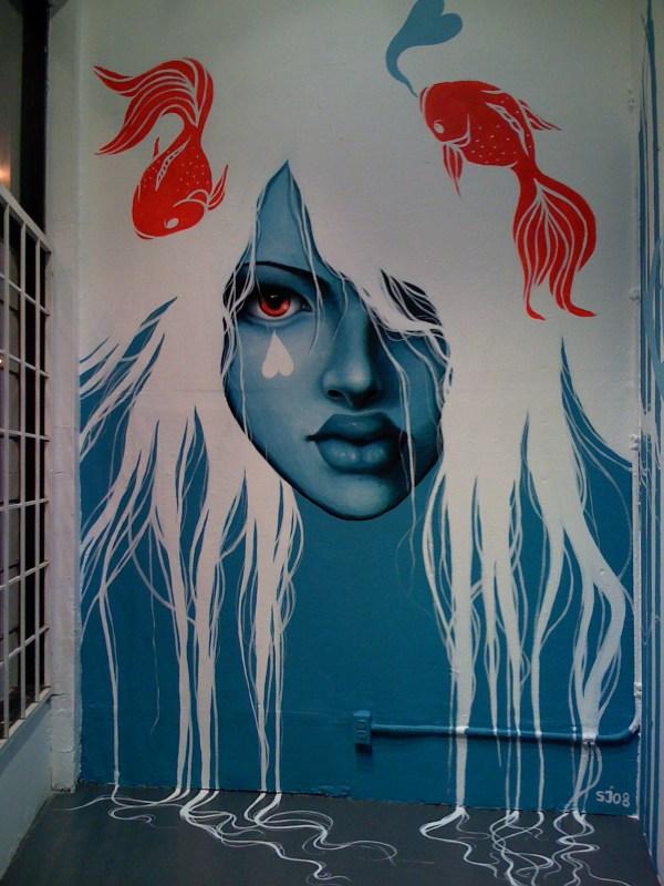 Graffiti Street Art Artists