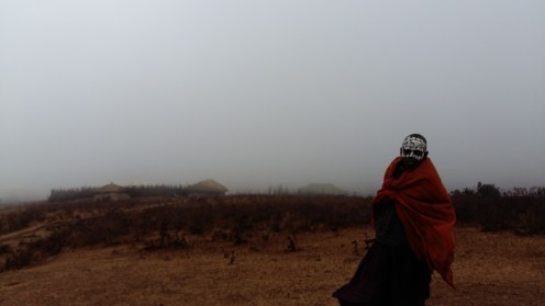 Boy of the Masai Tribe living in Ngorongoro Crater