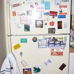 Kitchen Magnets Crosley Island Recycle Refrigerator Answering A Reader S Question Keep