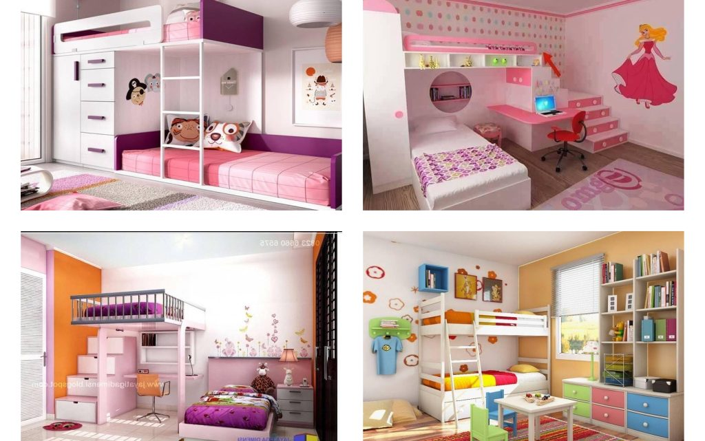 Amazing And Cute Kid S Bunk Bed Designs