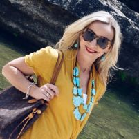 yellow and turquoise 4