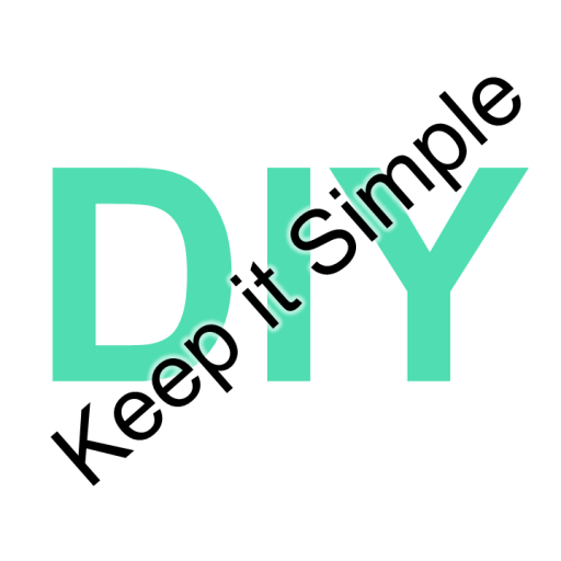 Created Keep it Simple, DIY Blog