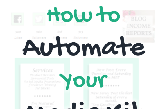 How to Automate Your Media Kit