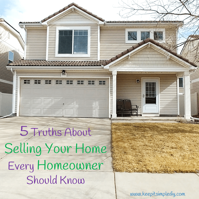 5 Truths About Selling Your Home Every Homeowner Should Know Square