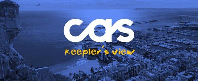 cas 2018 keepler view