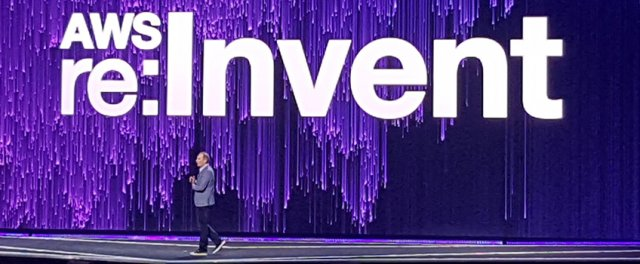 Andy Jassy re:invent