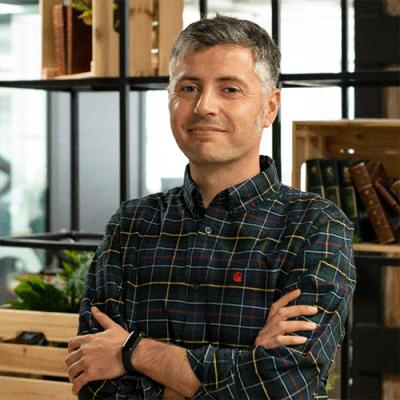 Marcos Sobrino, Data Expert en Keepler