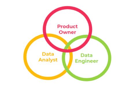roles analitica de datos