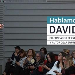David Tomás, CEO Cyberclick y autor