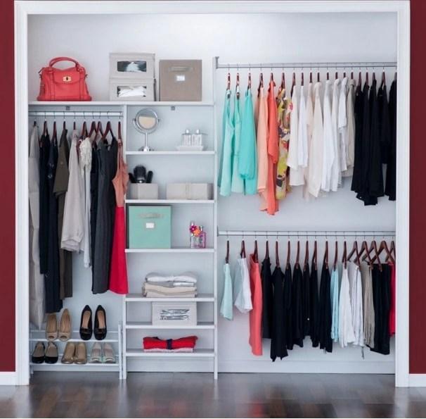 closet para mujer Archivos  KEEPLER Cocinas Integrales y