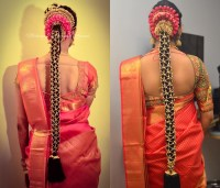 South Indian Wedding Hairstyles: 13 Amazing Ideas!  Keep ...
