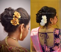 South Indian Wedding Hairstyles: 13 Amazing Ideas!  Keep