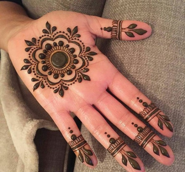 20 Hand Simple Tattoos Palmhenna Ideas And Designs
