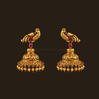 14 Antique Jhumka Designs You Will Wear For Years!  Keep ...