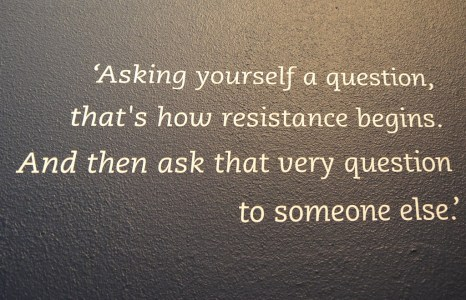 How does resistance begins?