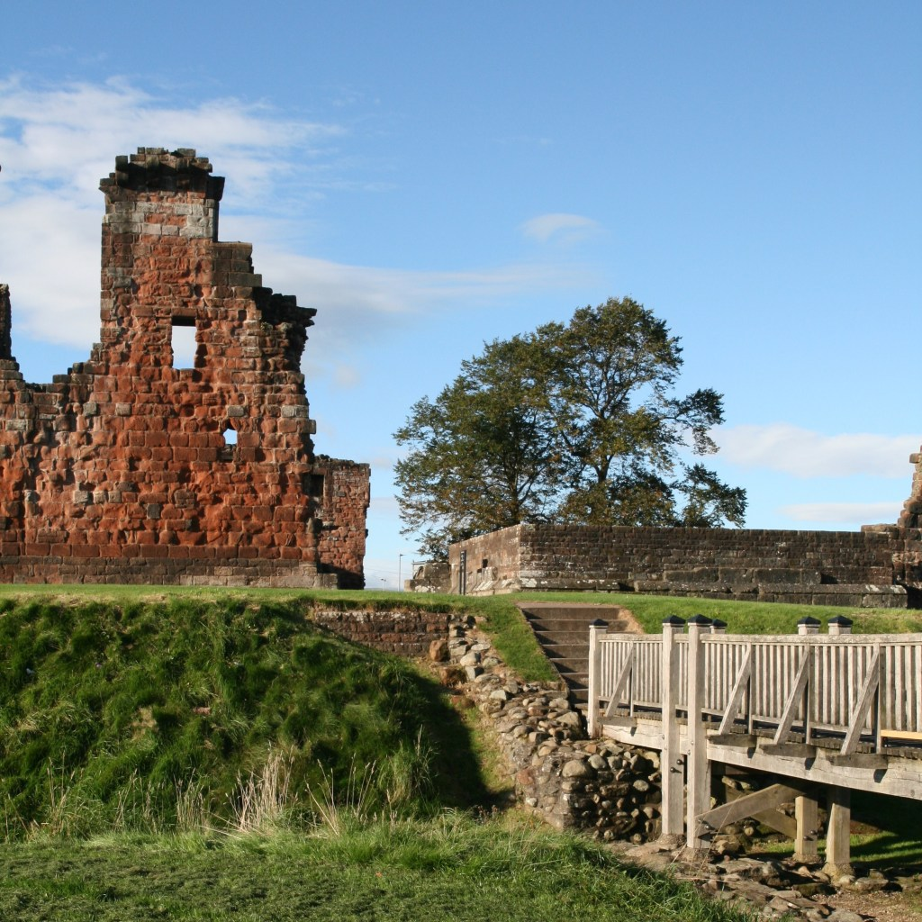 Castle and Moat Penrith