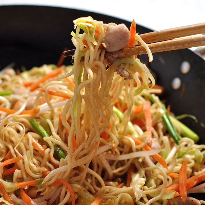 Proper Chicken Chow Mein  KeepRecipes Your Universal
