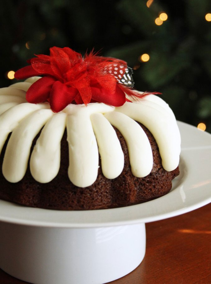 Nothing Bundt Cakes' Chocolate Chocolate Chip Cake
