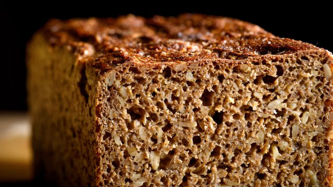 Nordic Whole-Grain Rye Bread Recipe | KeepRecipes: Your