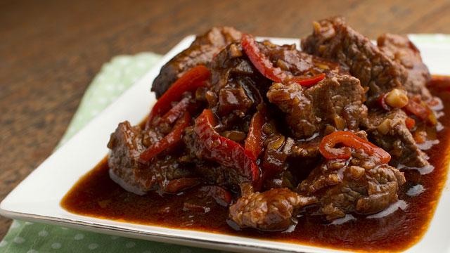 Beef Asado  KeepRecipes Your Universal Recipe Box