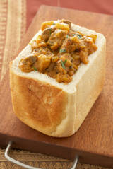 Curry Bunny Chow  KeepRecipes Your Universal Recipe Box