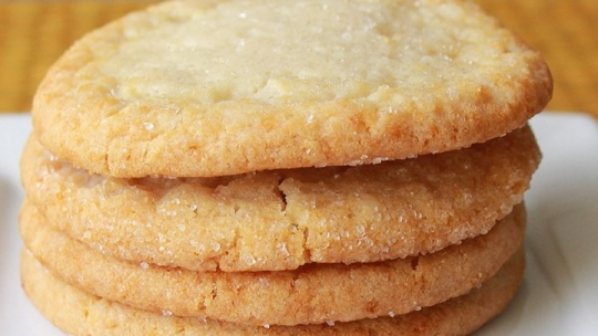 chewy sugar cookies keeprecipes your universal recipe box