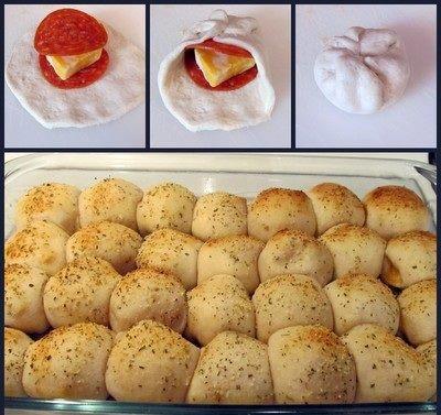 Pizza Balls Keeprecipes Your Universal Recipe Box