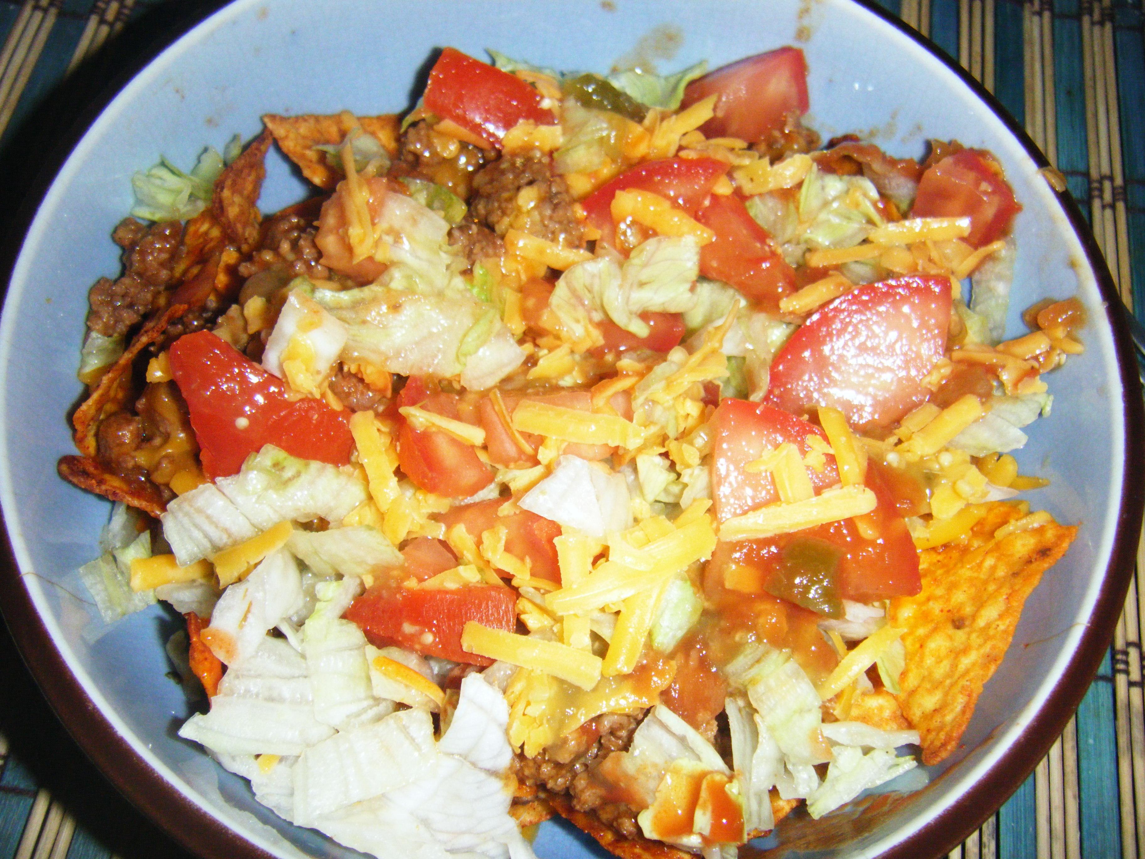 Doritos Taco Salad  KeepRecipes Your Universal Recipe Box