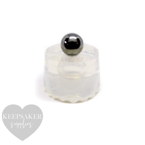 silicone pearl mould, handmade silicone mold