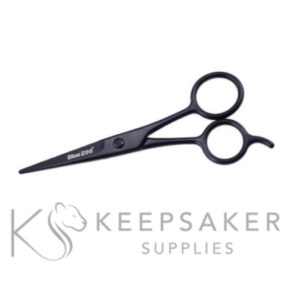 hairdressing scissors for cutting locks of hair and fur for keepsake jewellery