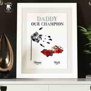 F1 Keepsake for Dad