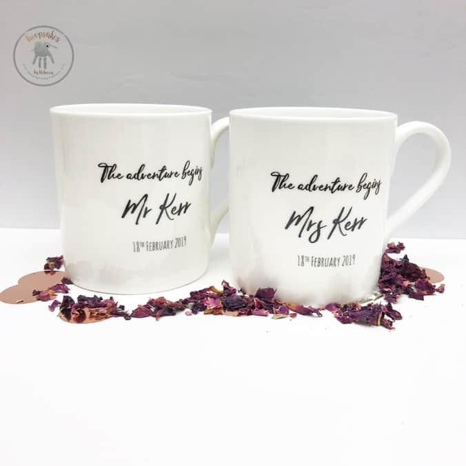 Disney up mug