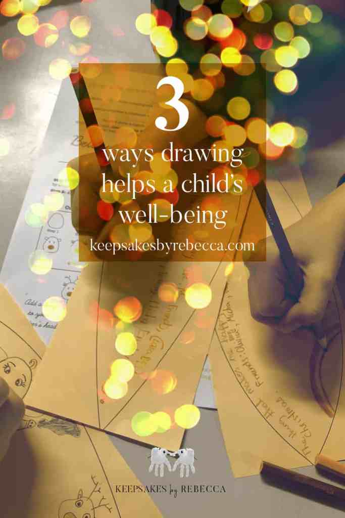 well-being for children | art can help a child's well-being