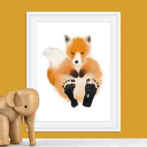 Footprint Kit – Fox