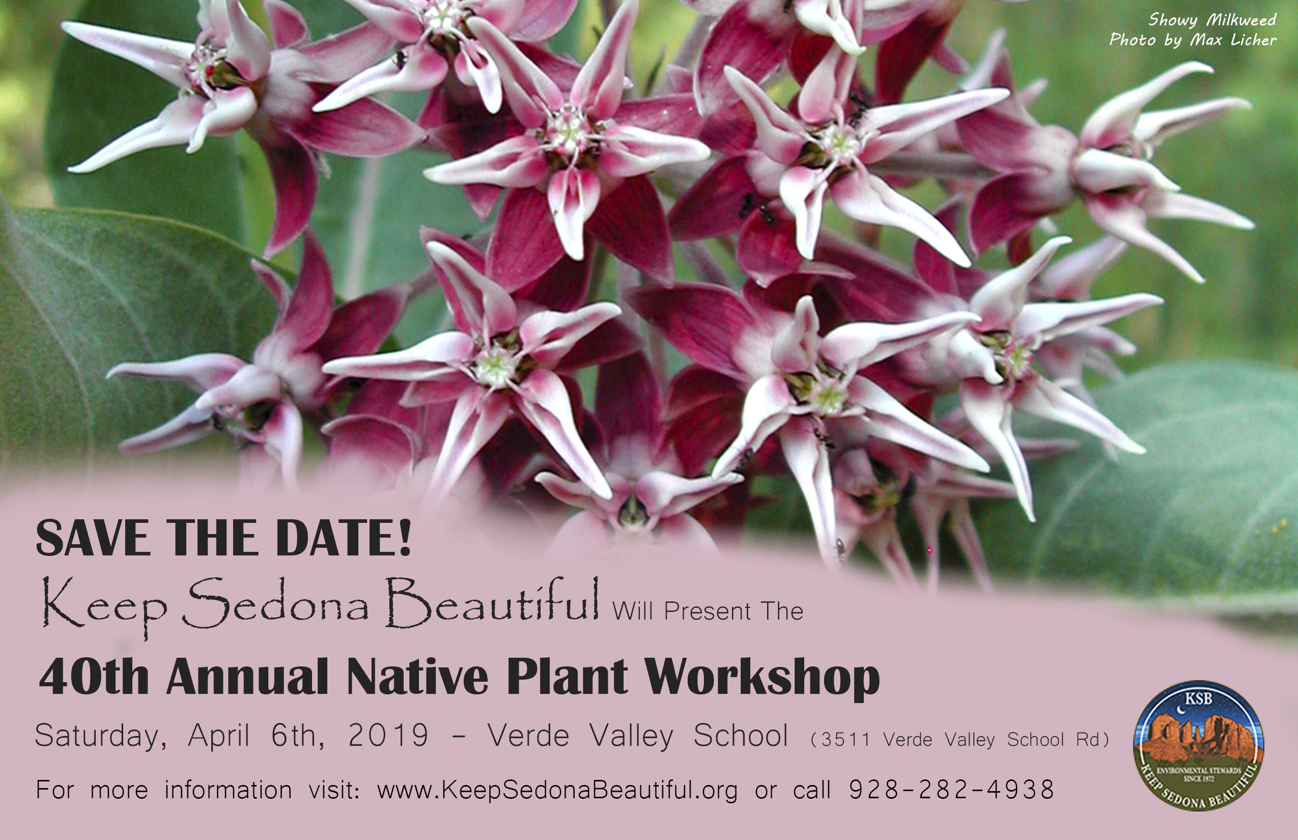 2019: The 40th Annual Native Plant Workshop - Recap - Keep