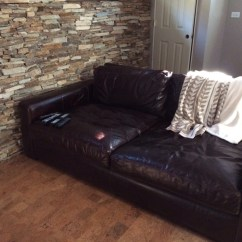 Italia Sofa Rh How To Remove Colour Stain From Leather Couch  Keeps On Ringing