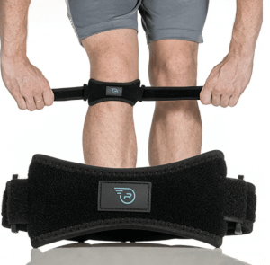 patella knee strap for adventure outdoors with arthritis